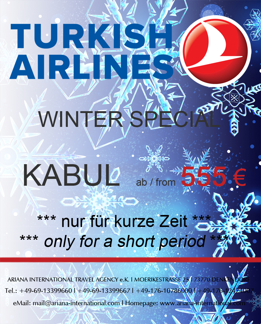 Turkish Airlines Special
